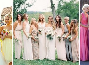 Check out the Pros and Cons of Long Bridesmaid Dresses and Look Gorgeous