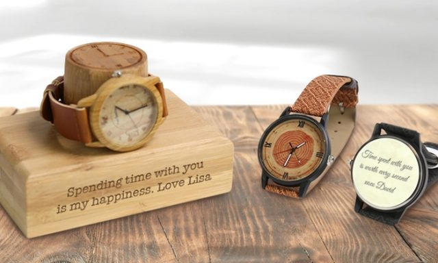 Personalized watches online